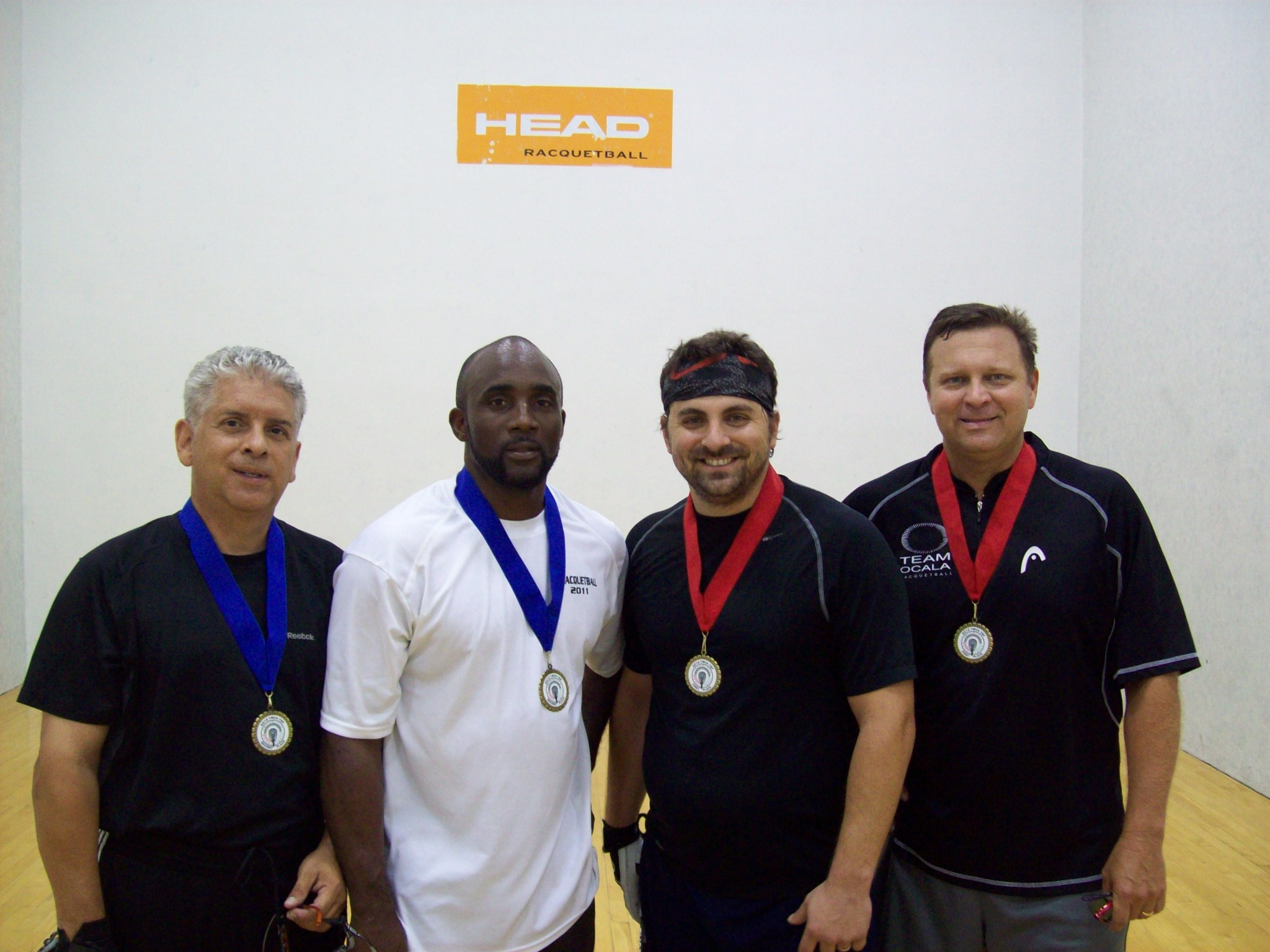 Results from the 2012 Youth Scholarship Tournament